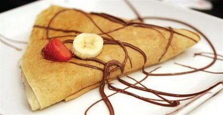 [Pháp - France][Recipe] Bánh Crêpe dâu và kem Cungme1tieng_banhcrepePhap