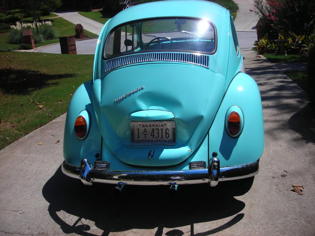 My former '67 Beetle got smacked 67crash1