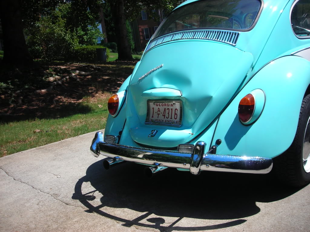 My former '67 Beetle got smacked 67crash4