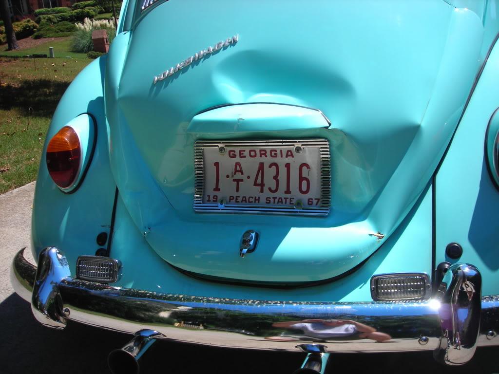 My former '67 Beetle got smacked 67crash5