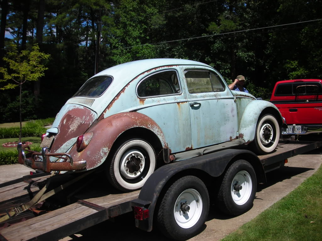 What did you do to your volkswagen today? 64beetle10