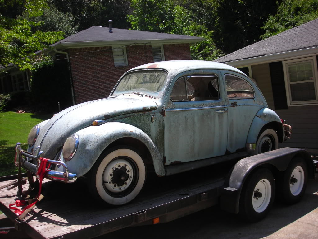 What did you do to your volkswagen today? 64beetle13