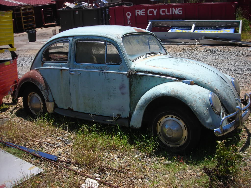What did you do to your volkswagen today? 64beetle2