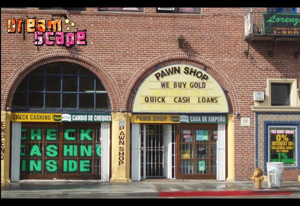 The Saint Pearce Pawn Shop PawnShop