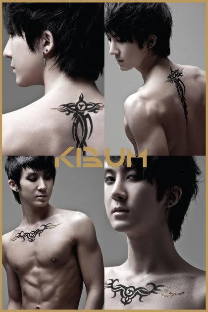U-kiss...... Kibum