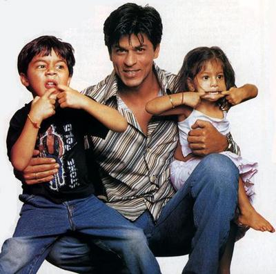 صور شاروخان Shahrukh-khan-children