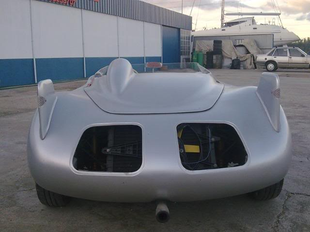 Vendo carroçarias para replica porsche 718 RSK Imagem118
