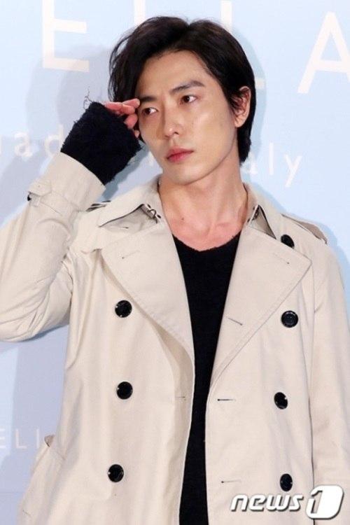Ким Джэ Вук / Kim Jae Wook. Малыш Вук. Вафелька - Страница 7 8eb8a7cdaefc3050bc81b29a557f062c