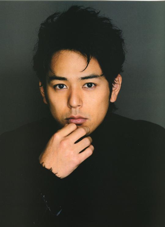 Цумабуки Сатоси / Tsumabuki Satoshi  - Страница 2 Ea3e59f4bbe0de3ef7a6a2bc985b17b7