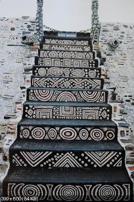 Декор лестницы 8241f950a7de2c59d6e3b90fb37cdf03