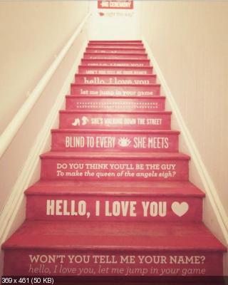 Декор лестницы Caddd6b1bfe1a4827951c60624a97e19