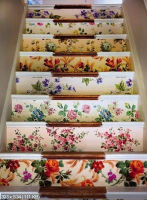 Декор лестницы 0cb7cec14df9626a34f34f90a1af83e0