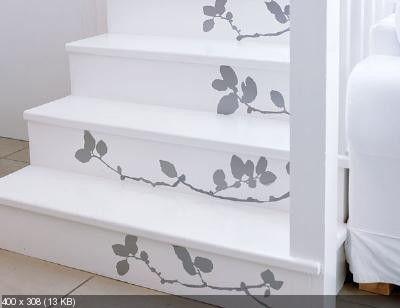 Декор лестницы 001d3accb8883301ca6dbaf2522e8ce1