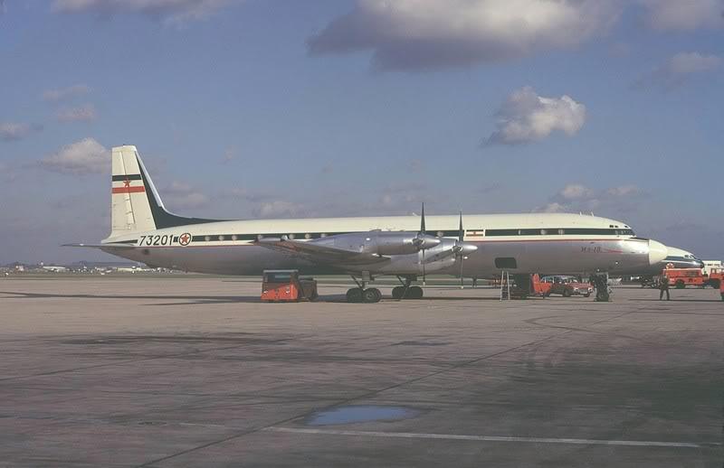Iljušin Il-18 73201early72a