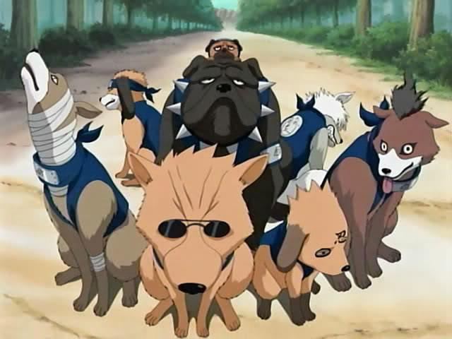 [Peticin] Pacto de Sangre: Perros Ninjas - Ninken. Ninken