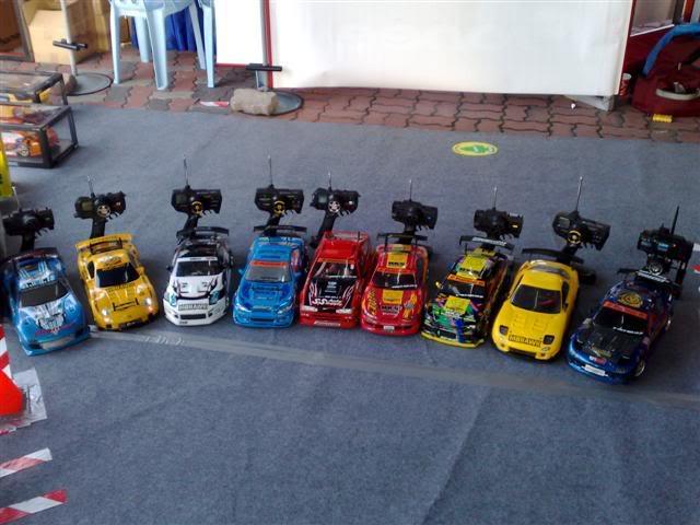 RC Drift Competition ~ Mean Machines M2, JuruAutoCity 26102008015Small