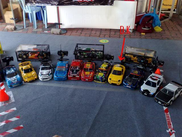 RC Drift Competition ~ Mean Machines M2, JuruAutoCity 26102008016Small