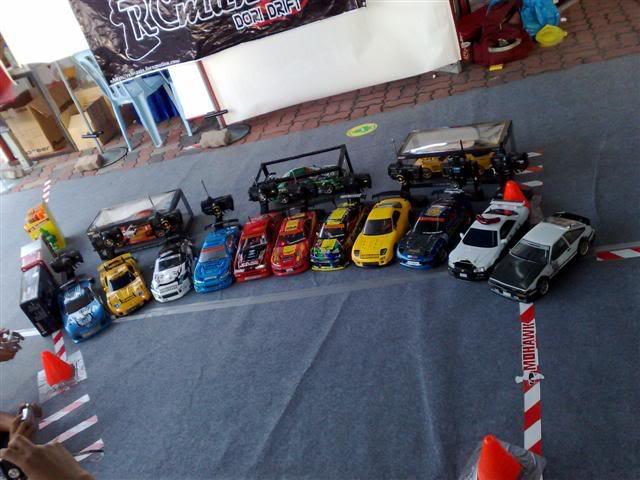 RC Drift Competition ~ Mean Machines M2, JuruAutoCity 26102008017Small