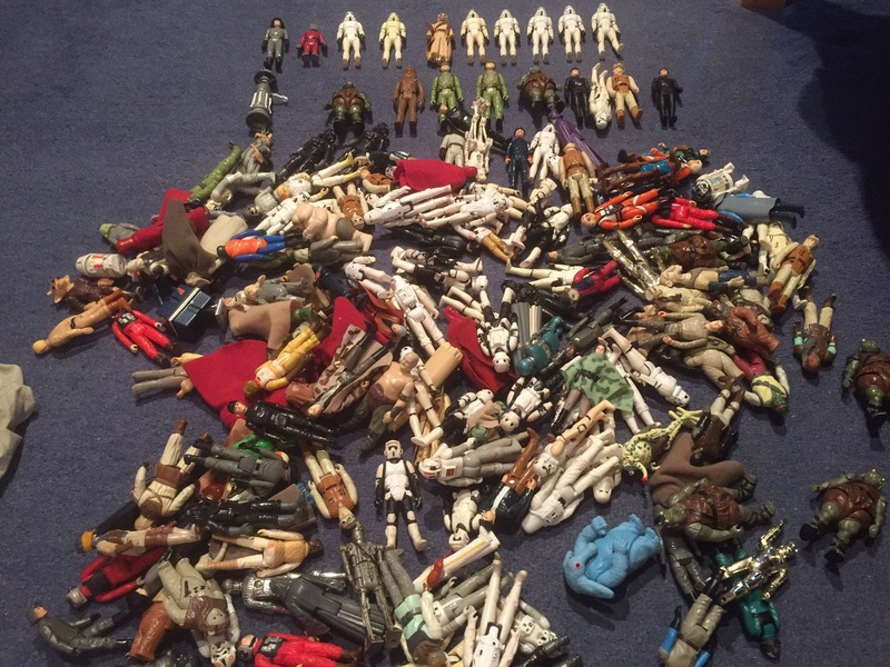 Got My Loose Figures Down From The Loft After 25 Years - Stickyness Question SWfigures_zps0if2ztup