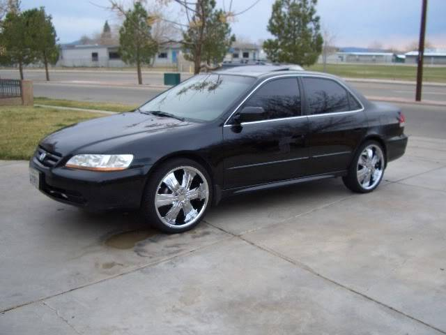 02 Honda Accord Accord