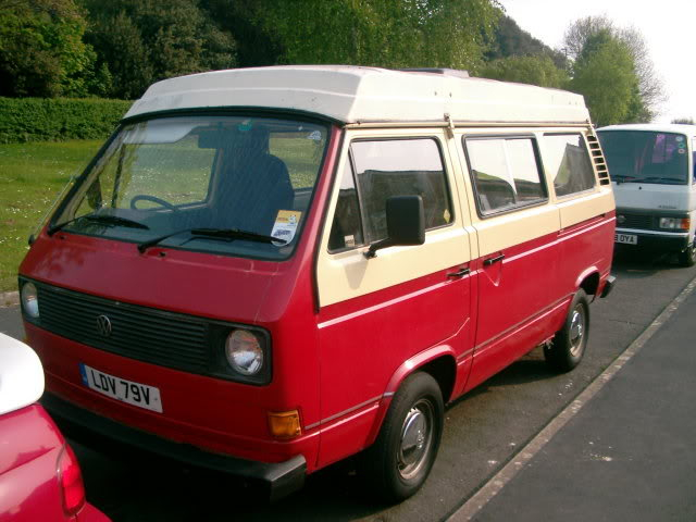 My new ride.....say hello to Big Ben!! Camperpics001