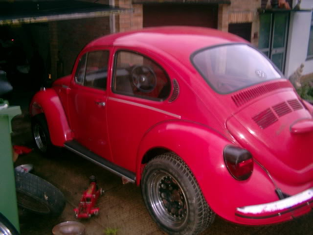 Ruby the 1303 ongoing resto! Rubypics