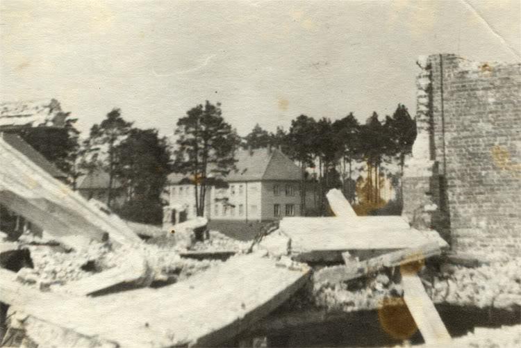 Fallingbostel OfficersMessFallingbostel1945