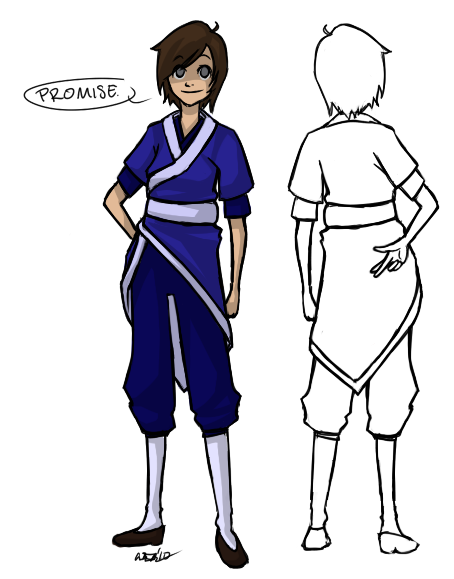 Kienya's Water Tribe and Airbender outfits. - Page 3 K_WT