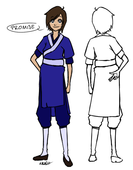 Kienya's Water Tribe and Airbender outfits. - Page 3 K_WT2
