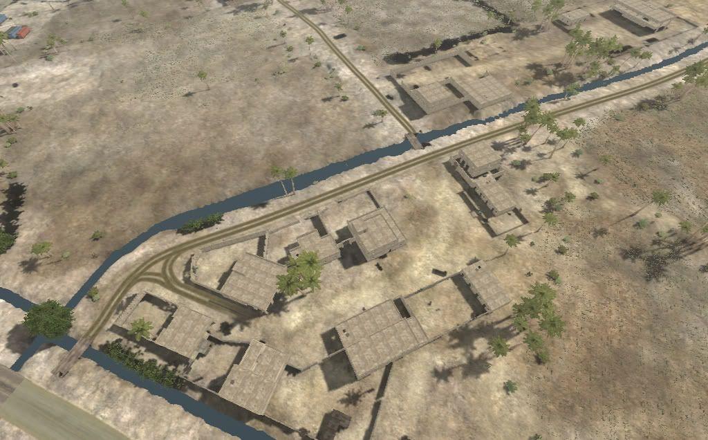Minimap Fallujah Falout