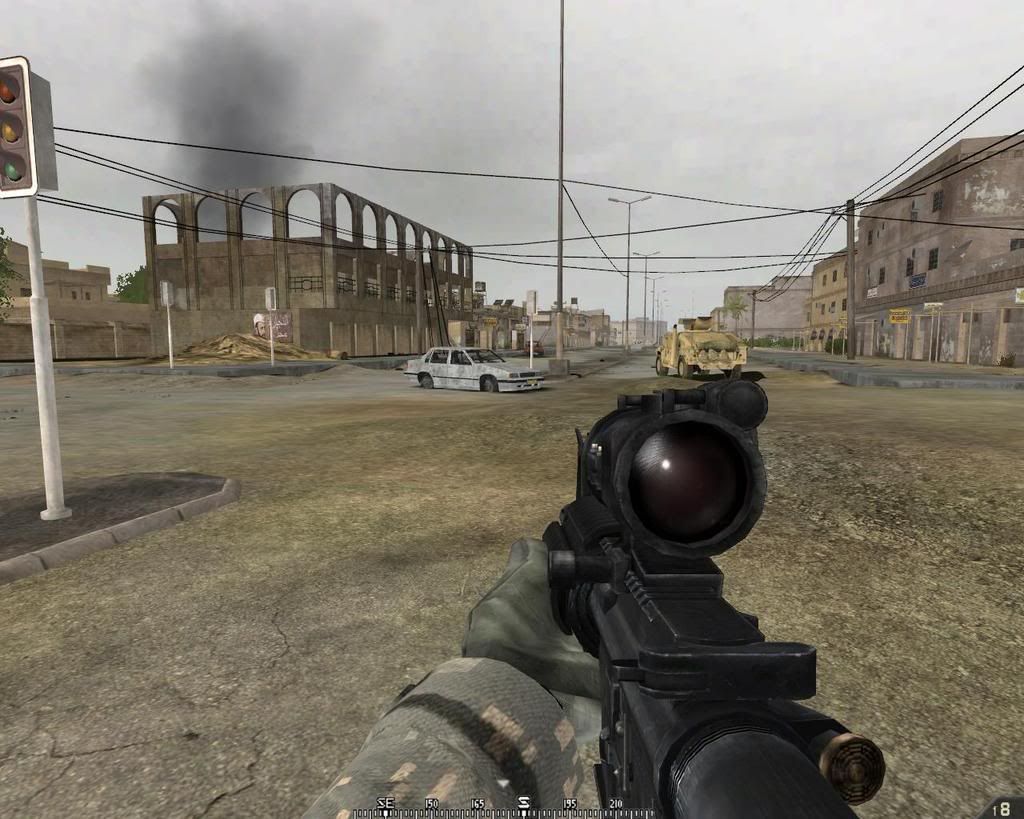 Fallujah West, une map en dévelopement Screen126