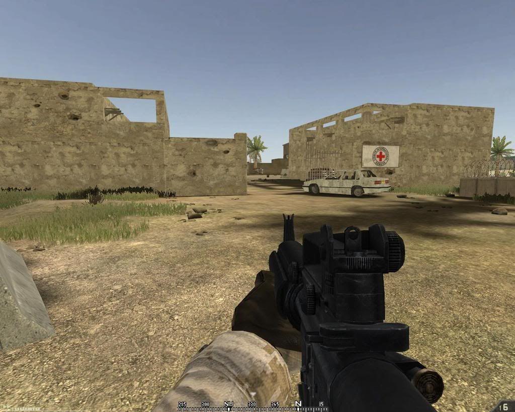 Fallujah West, une map en dévelopement Screen138