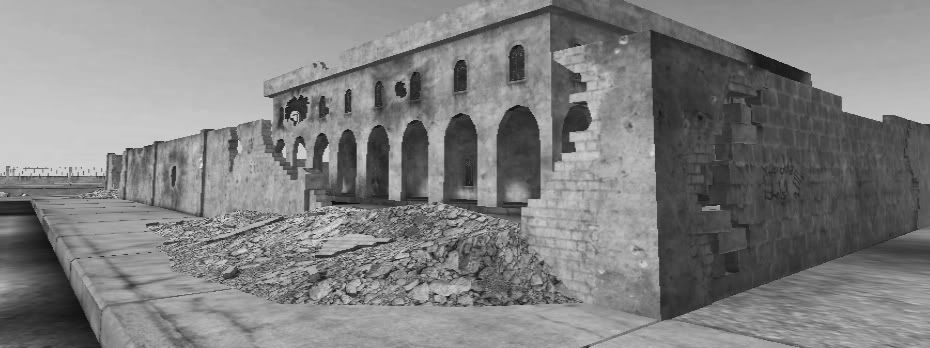Update Fallujah - Nouvelle Main Base USMC Wallssss