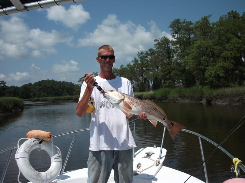 Inshore Fishing 8/8/10 DSCF1025