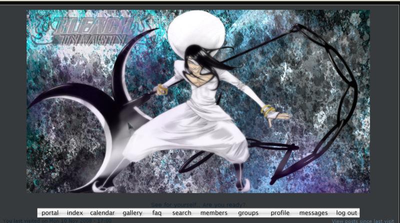 Bleach Dynasty RPG Forums BD