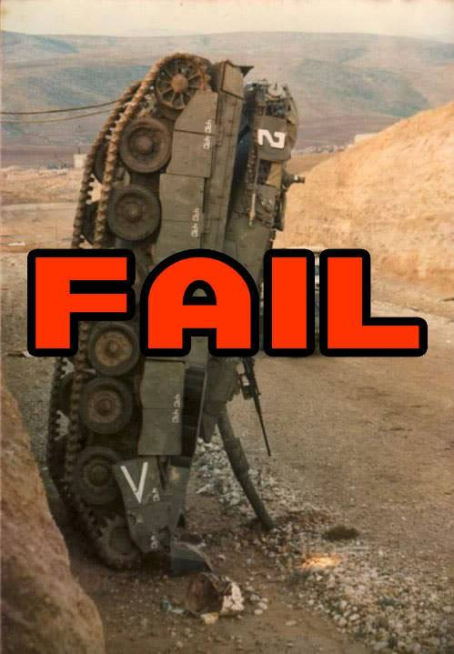 The official thread of lulz. Tankfail
