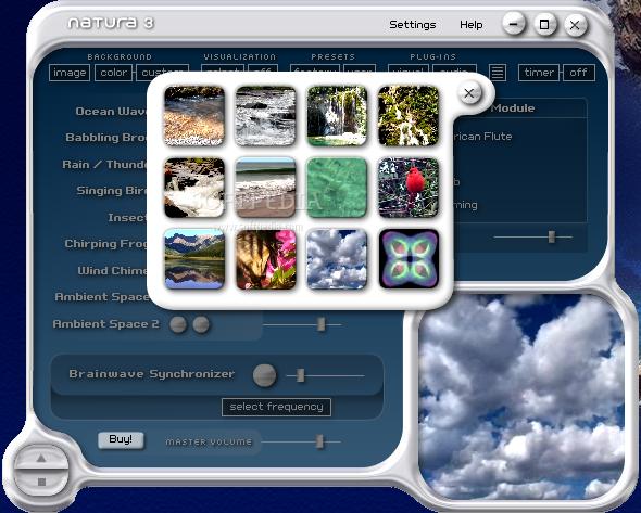 """TEU de """"estimuladores"""" virtuales NATURA-Sound-Therapy_3"""