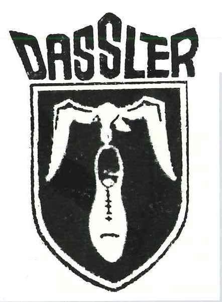 ما اصل كلمة adidas Daslerlogo
