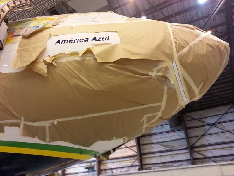 Azul A330  Brazilian Flag  AzulA330Standard_zps8b3d3031