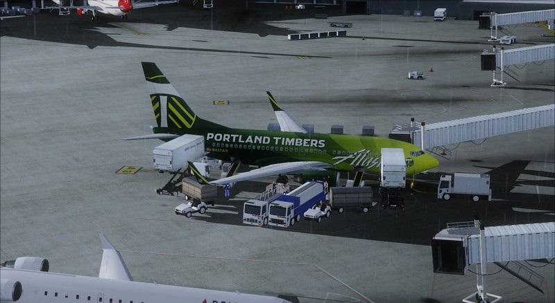 Seattle (KSEA) - Portland (KPDX): Boeing 737-700 NG Alaska Portland Timbers Avs_1124_zpsdruxlqm9
