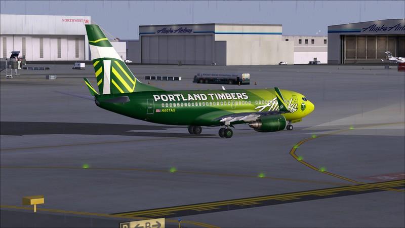 Seattle (KSEA) - Portland (KPDX): Boeing 737-700 NG Alaska Portland Timbers Avs_1133_zpsqij4zhbp