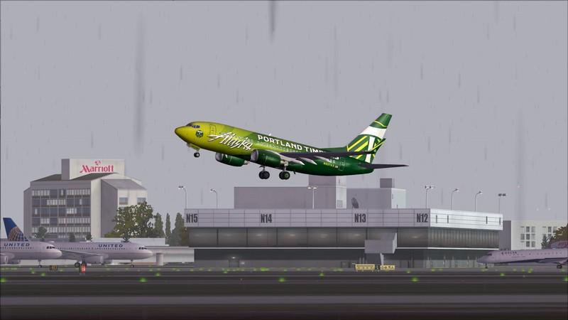 Seattle (KSEA) - Portland (KPDX): Boeing 737-700 NG Alaska Portland Timbers Avs_1144_zpshuh092jc