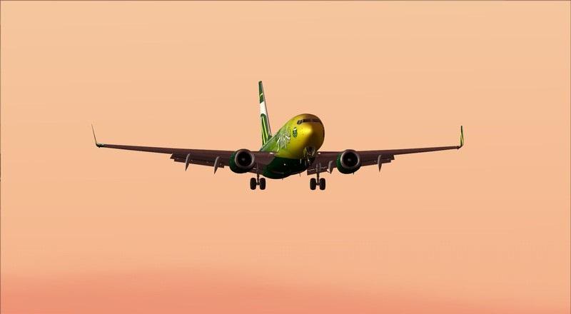 Seattle (KSEA) - Portland (KPDX): Boeing 737-700 NG Alaska Portland Timbers Avs_1181_zpsnntiv6mu