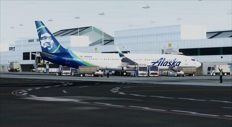 Portland (KPDX) - São Francisco (KSFO): Boeing 737-900ER Alaska Avs_1207_zps3vmgwjur