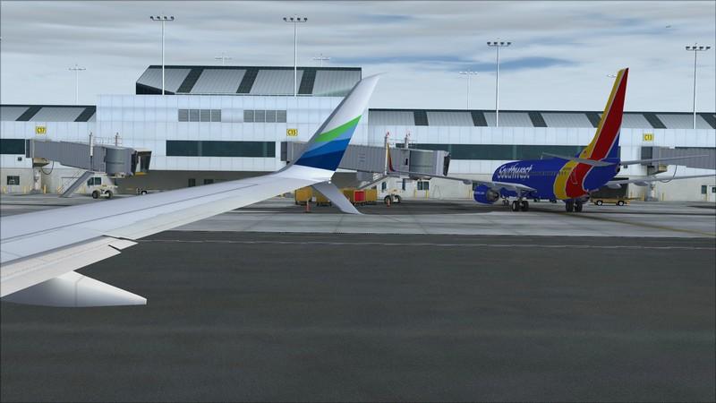 Portland (KPDX) - São Francisco (KSFO): Boeing 737-900ER Alaska Avs_1214_zpsovqv2bo5