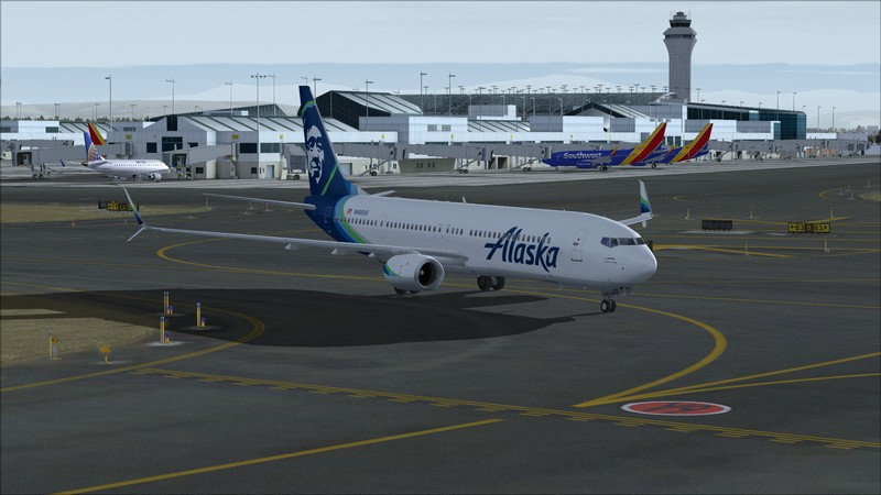 Portland (KPDX) - São Francisco (KSFO): Boeing 737-900ER Alaska Avs_1217_zps9xsrngyl