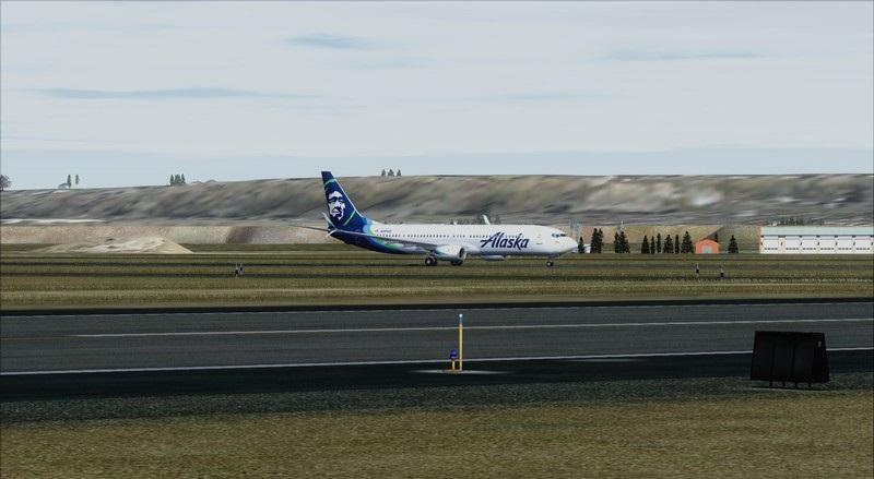 Portland (KPDX) - São Francisco (KSFO): Boeing 737-900ER Alaska Avs_1233_zpsvlidh3c7