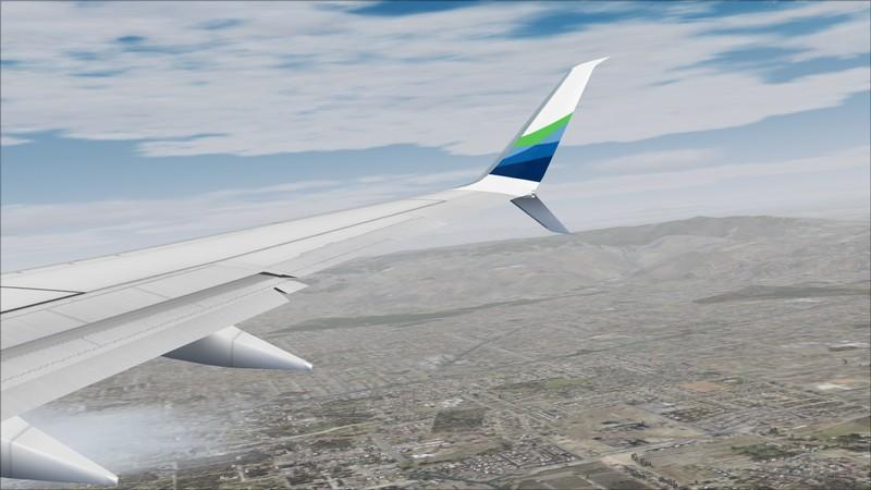 Portland (KPDX) - São Francisco (KSFO): Boeing 737-900ER Alaska Avs_1268_zpsvmdcnfhx