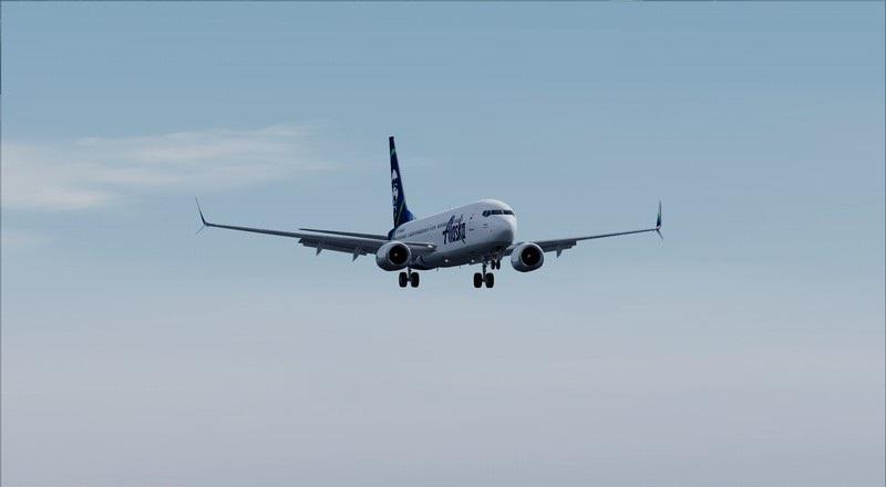Portland (KPDX) - São Francisco (KSFO): Boeing 737-900ER Alaska Avs_1273_zpsfemuyg4u