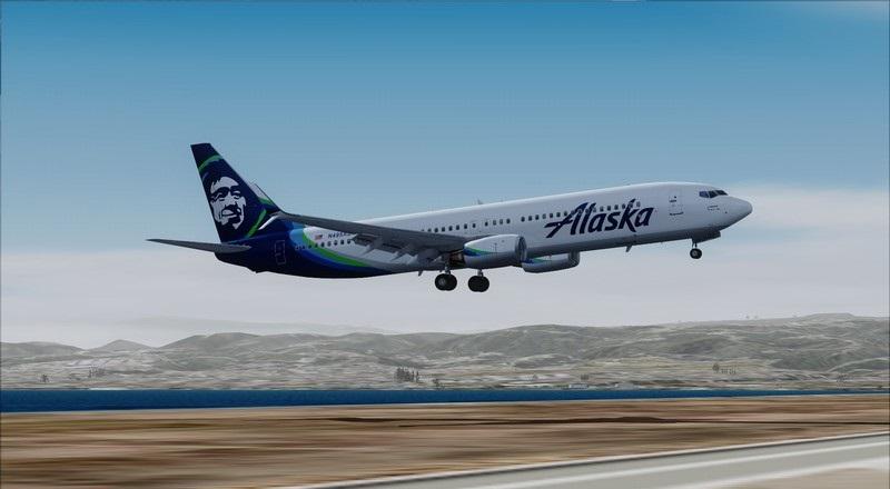 Portland (KPDX) - São Francisco (KSFO): Boeing 737-900ER Alaska Avs_1276_zps87pesiqs